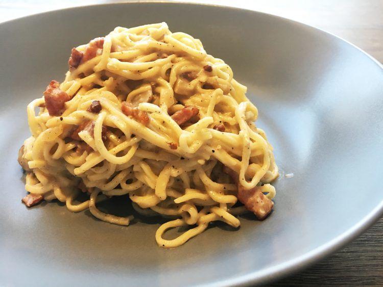 Spaghetti Carbonara Få Opskriften På Den Bedste Spaghetti Carbonara