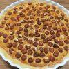 Tærte med karamel og hasselnødder - karameltærte