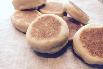 English muffins - Engelske muffins